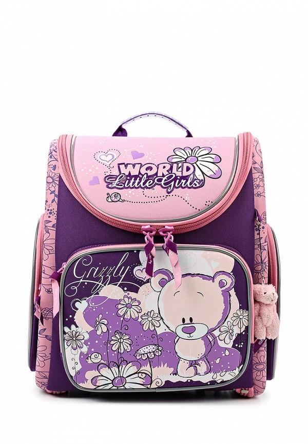 Рюкзак Grizzly Grizzly GR015BGUHX95 рюкзаки grizzly рюкзак