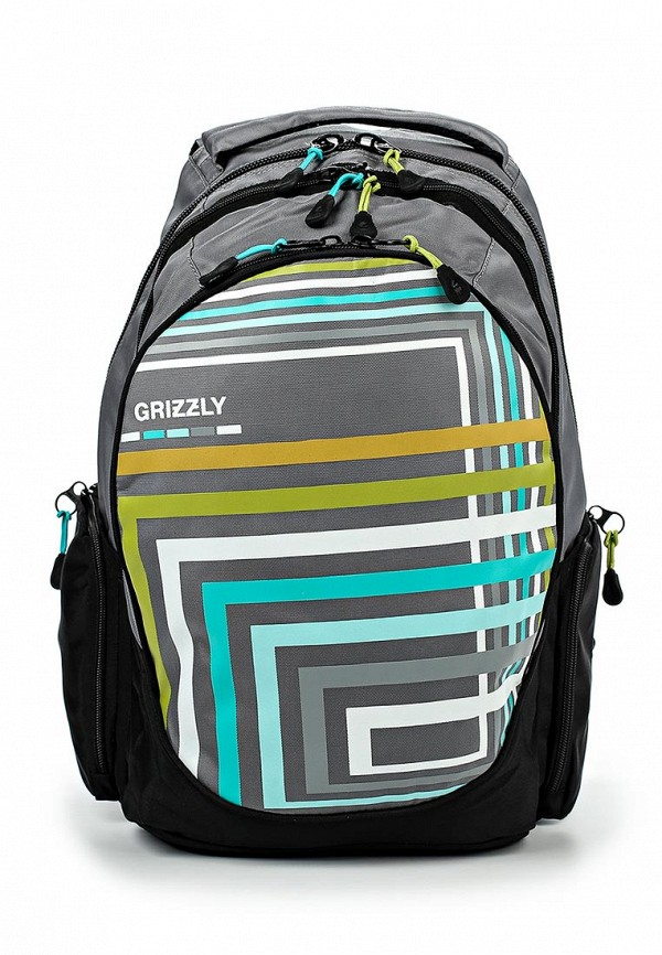 Рюкзак Grizzly Grizzly GR015BUKES35 рюкзаки grizzly рюкзак