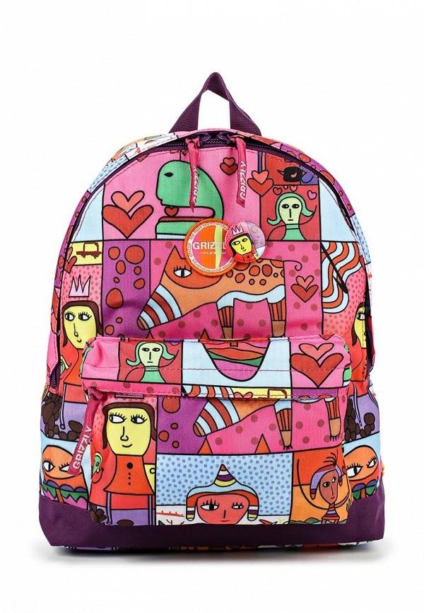Городской рюкзак Grizzly RD-646-1