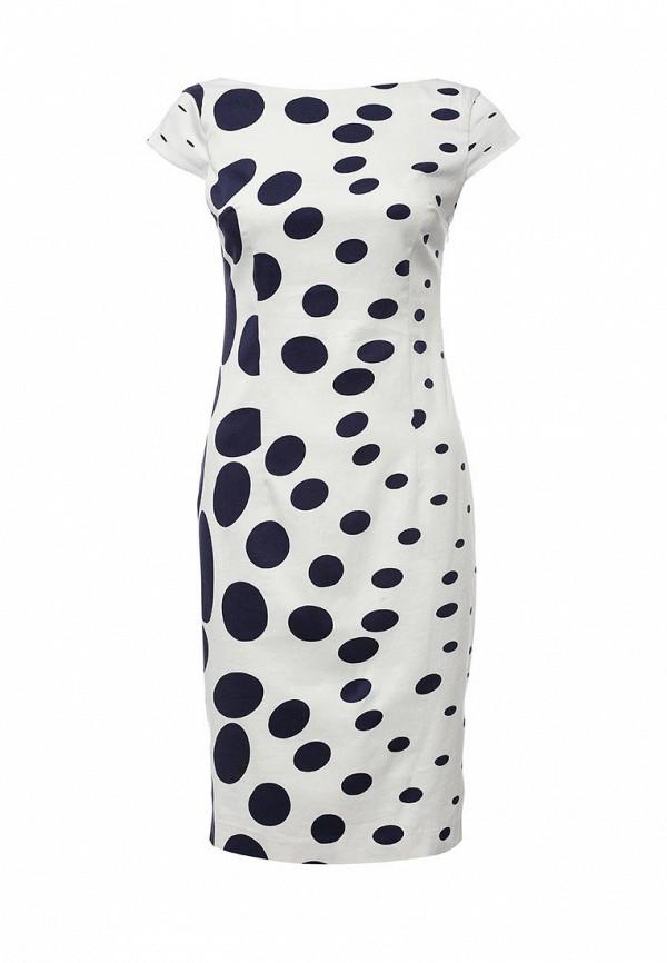 Платье-миди Grey Cat GPl00025L(malva)