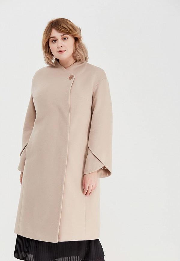 Пальто Grand Madam Grand Madam GR019EWAIWL0 j фаска grand line коричневая
