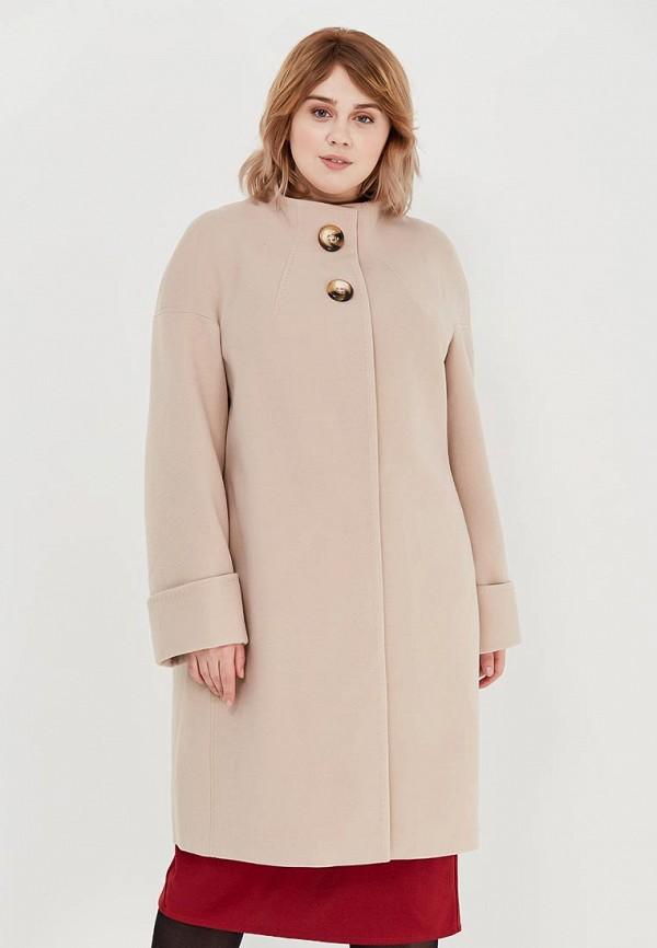 Пальто Grand Madam Grand Madam GR019EWAIWL7 j фаска grand line коричневая