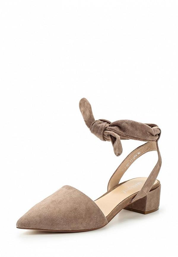 Туфли Grand Style Grand Style GR025AWAOYE0 j фаска grand line коричневая