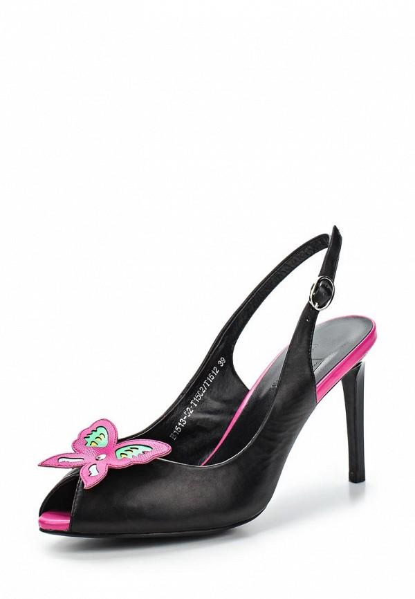 Босоножки на каблуке Grand Style 1513-52/T1502/T1512