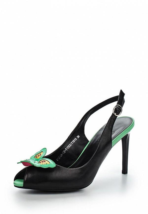 Босоножки на каблуке Grand Style 1513-52/T1502/T1513