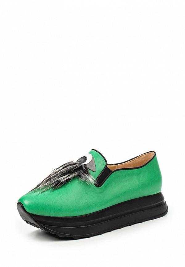 Туфли на плоской подошве Grand Style 287-1075-1