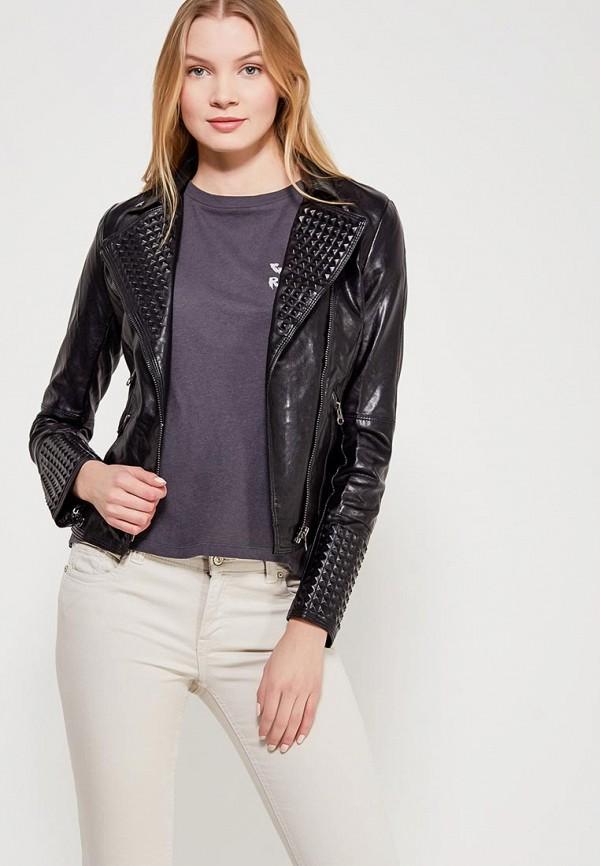 Куртка кожаная Grand Style Grand Style GR025EWAGEK1 лоферы grand style grand style gr025awwix42