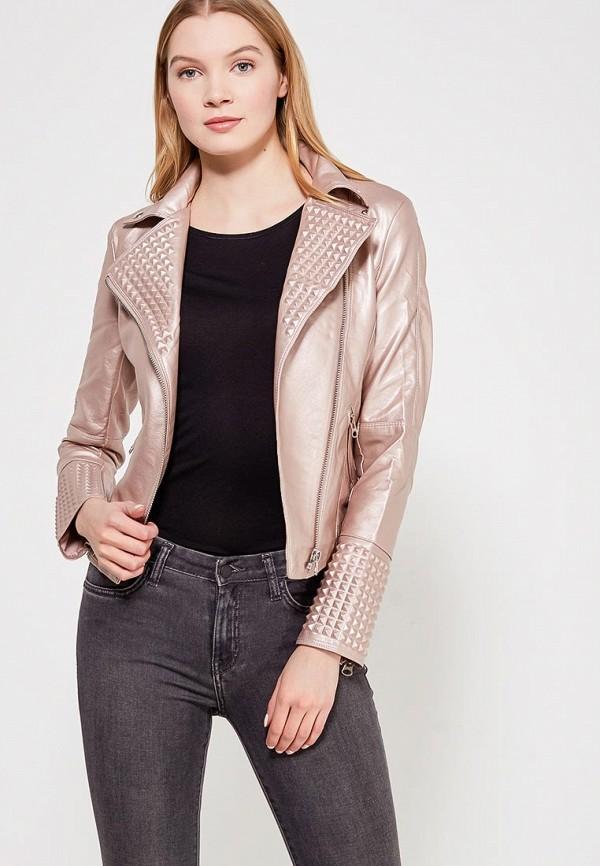 Куртка кожаная Grand Style Grand Style GR025EWAGEK2 j фаска grand line коричневая