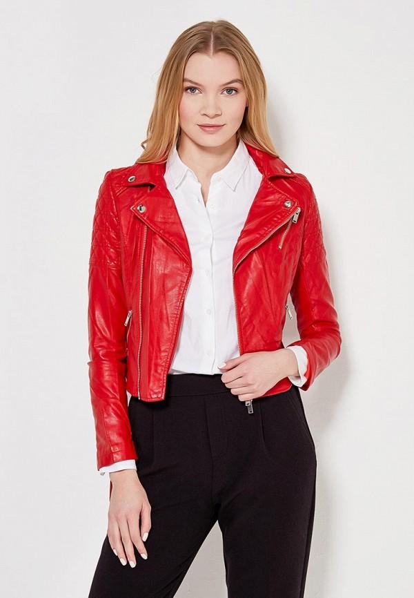 Куртка кожаная Grand Style Grand Style GR025EWAGEK5 j фаска grand line коричневая