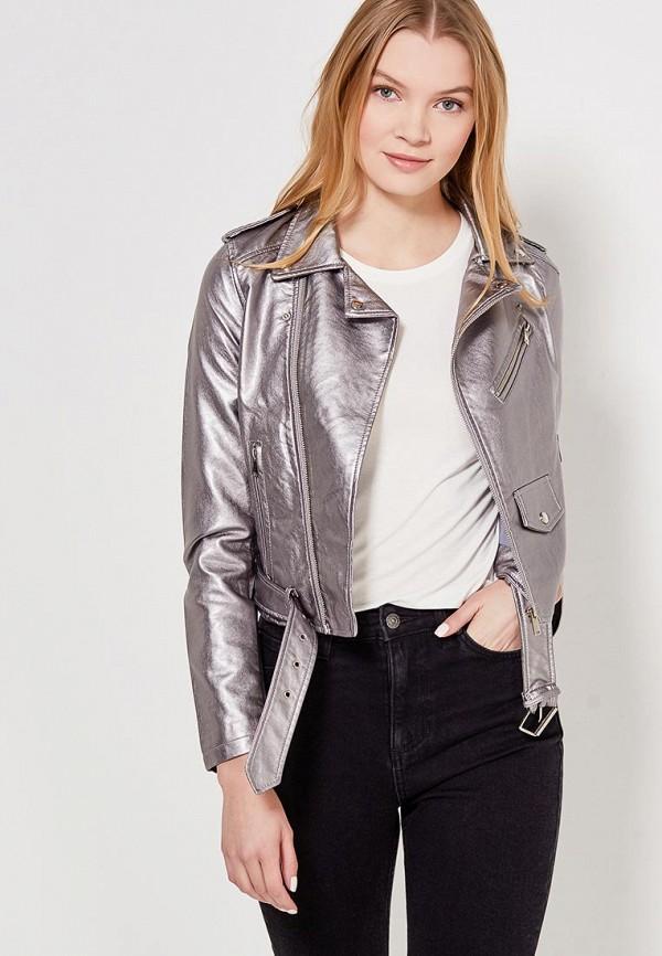 Куртка кожаная Grand Style Grand Style GR025EWAGEK8 j фаска grand line коричневая