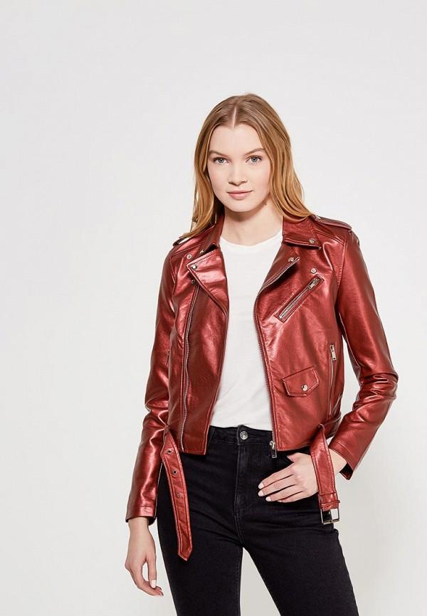 Куртка кожаная Grand Style Grand Style GR025EWAGEK9 лоферы grand style grand style gr025awwix42