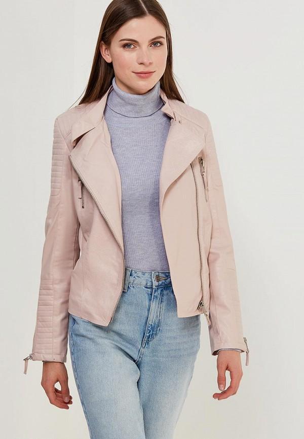 Куртка кожаная Grand Style Grand Style GR025EWAGEL4 лоферы grand style grand style gr025awwix42