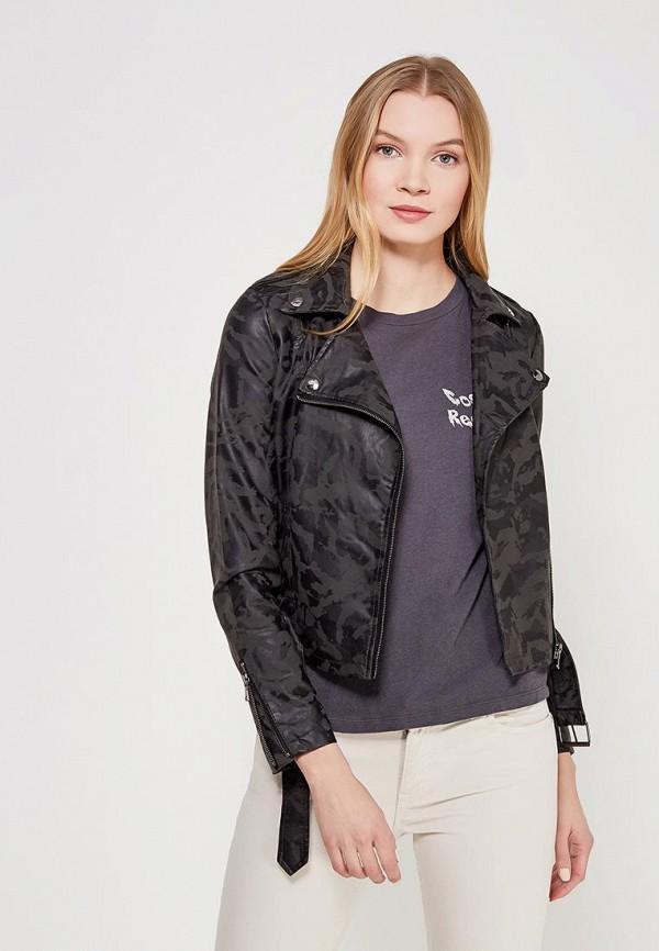 Куртка кожаная Grand Style Grand Style GR025EWAGEM2 j фаска grand line коричневая