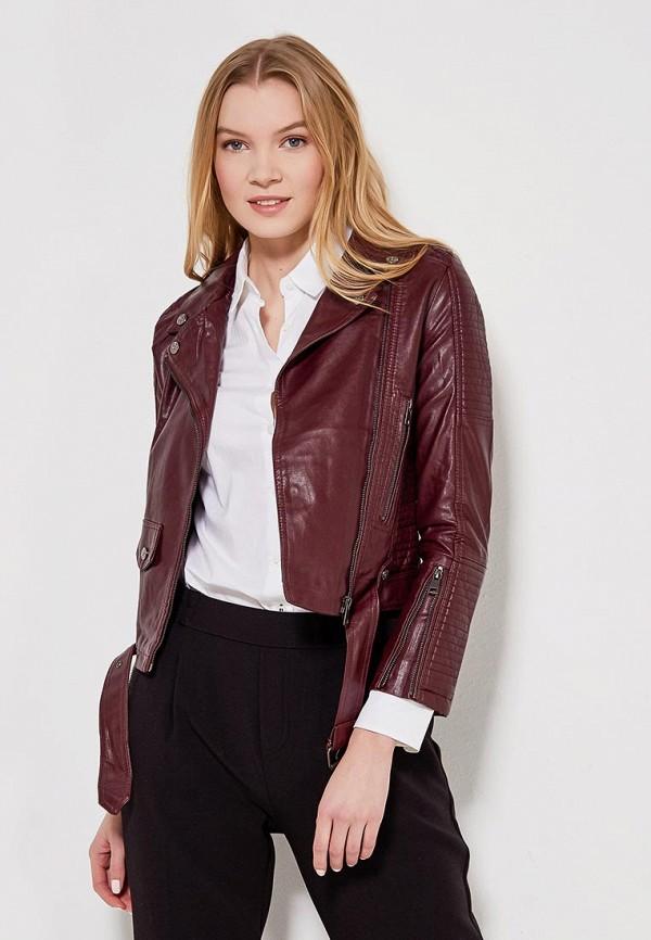 Куртка кожаная Grand Style Grand Style GR025EWAJGU1 лоферы grand style grand style gr025awwix42