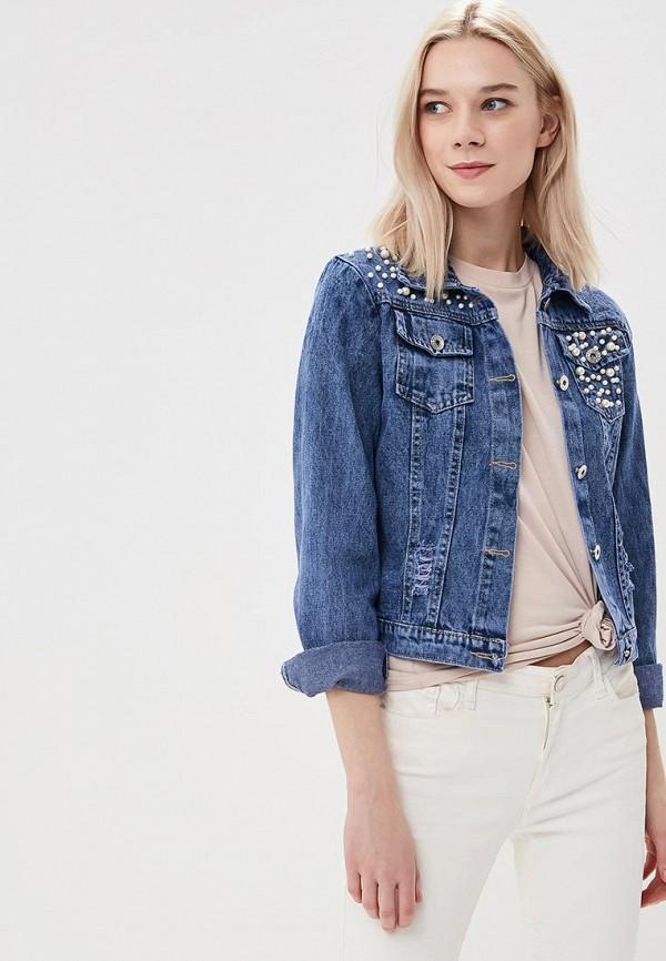 Куртка джинсовая Grand Style Grand Style GR025EWBDFG4 лоферы grand style grand style gr025awwix42