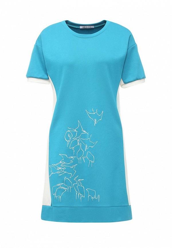 Платье Grishko Grishko GR371EWQUC95