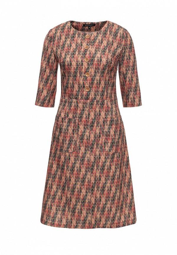 Платье-миди Gregory W214DR1