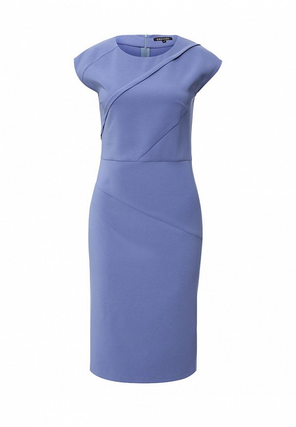 Платье-миди Gregory W242DR1