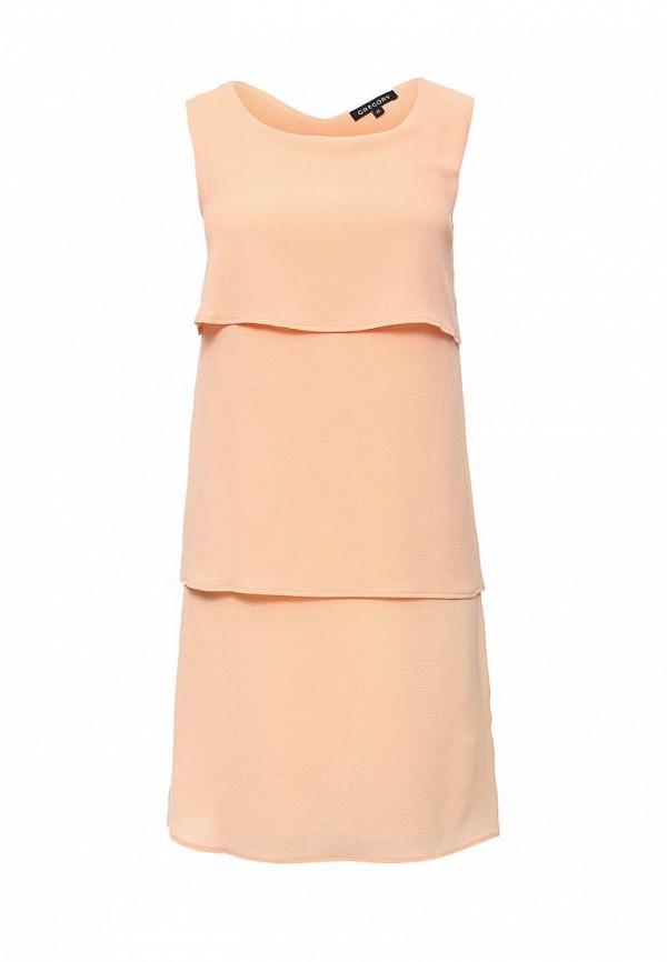 Платье-миди Gregory W052DR1