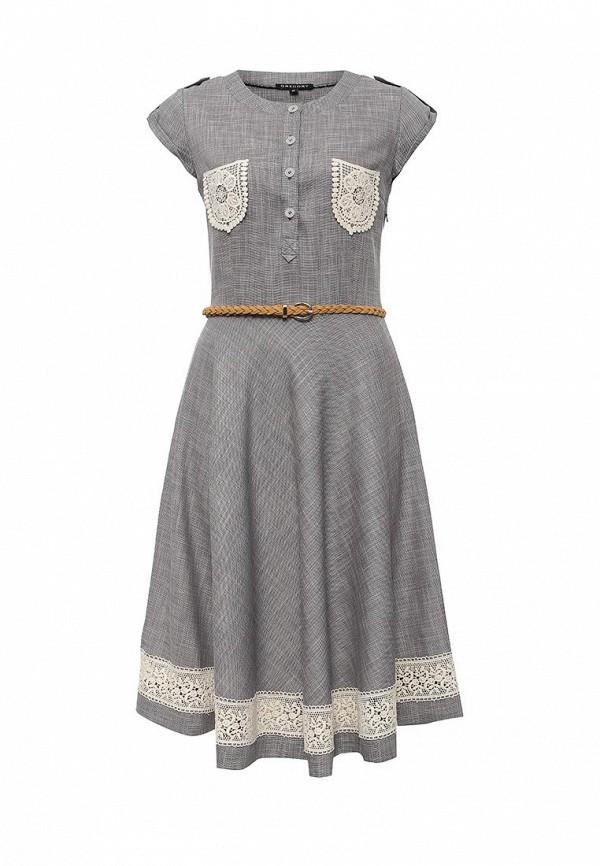 Платье-миди Gregory W033DR1