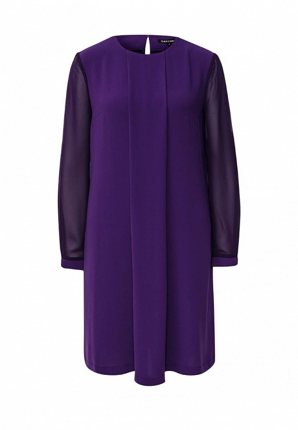 Платье-миди Gregory W279DR1