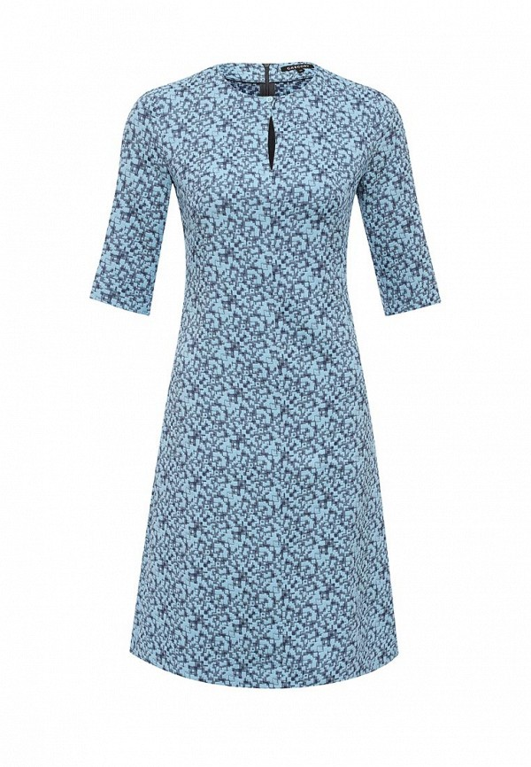 Платье-миди Gregory W254DR1