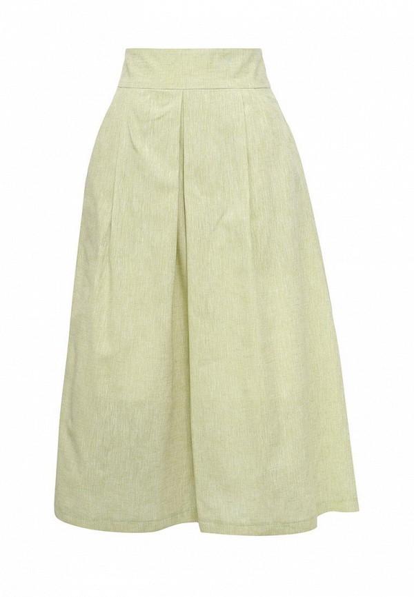 Купить женскую юбку Gregory зеленого цвета