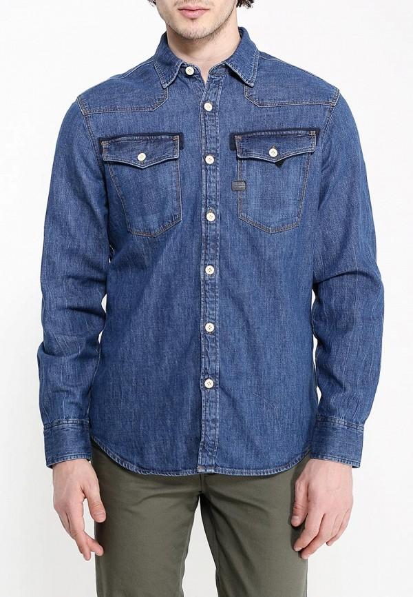 Рубашка джинсовая G-Star G-Star GS001EMPZH50 рубашка мужская g star raw 574590 gs g star