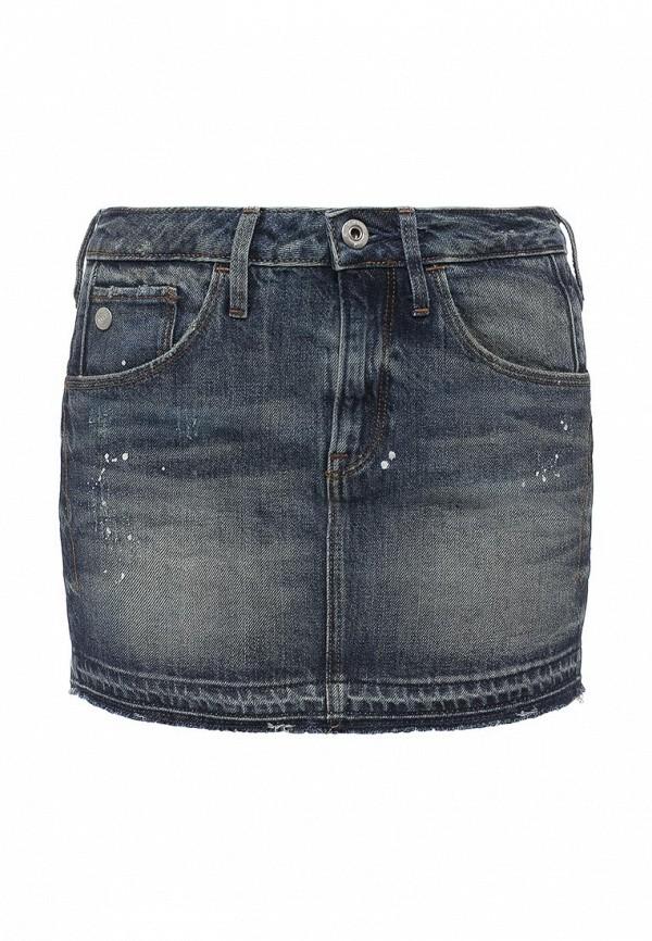 Юбка джинсовая G-Star D01095