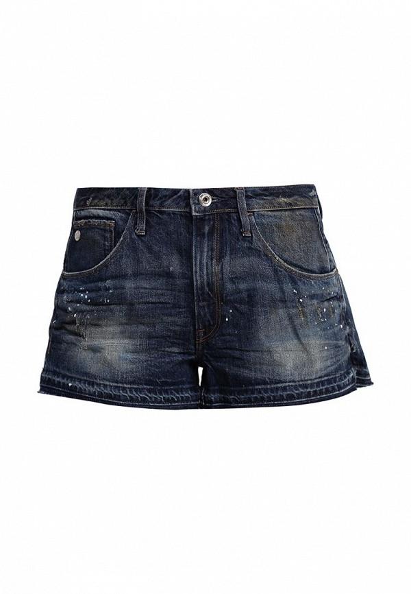 Шорты джинсовые G-Star 2017