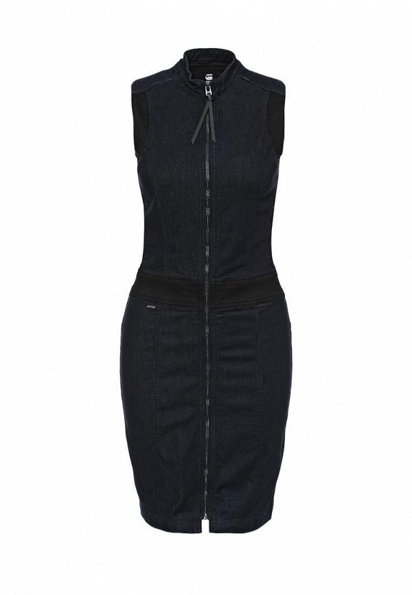 Платье-миди G-Star D01108