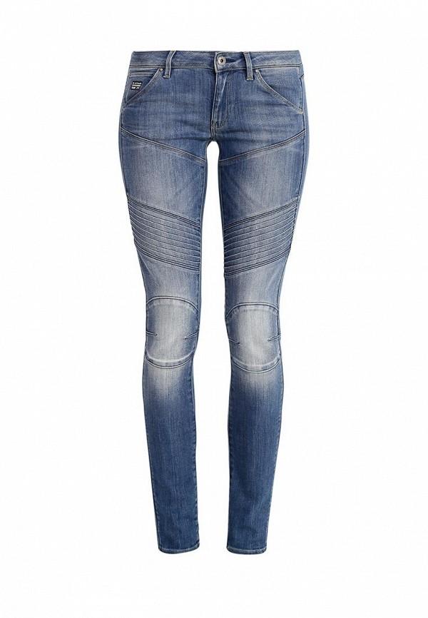 Зауженные джинсы G-Star 60907