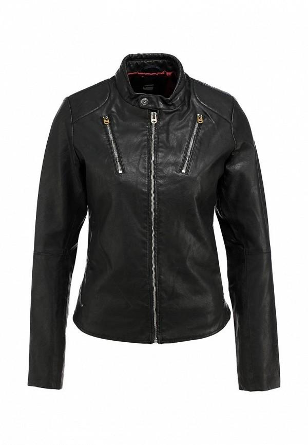 Кожаная куртка G-Star D00479
