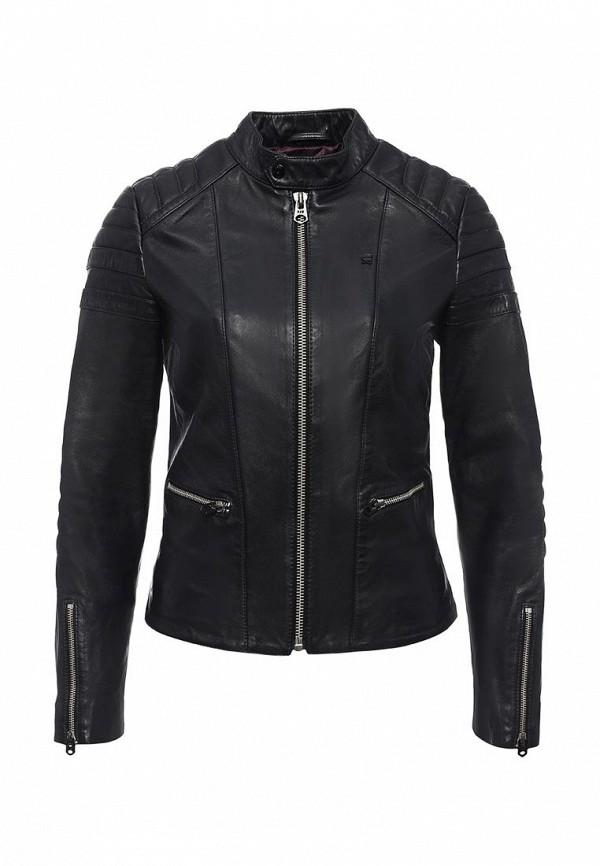Кожаная куртка G-Star D02522