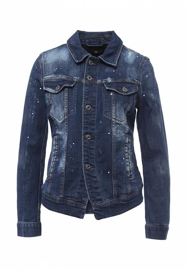 Куртка джинсовая G-Star G-Star GS001EWOYQ32 джинсы мужские g star raw 604046 gs g star arc