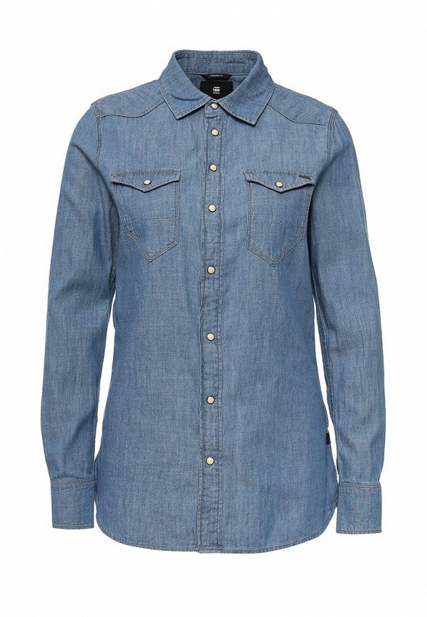 Рубашка джинсовая G-Star D04035
