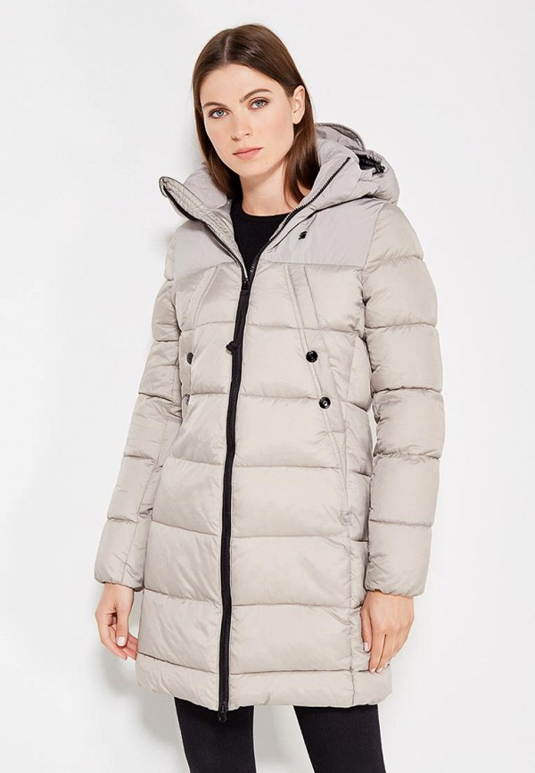 Куртка утепленная G-Star G-Star GS001EWUJC87 женская утепленная куртка g star raw 2410217 gs 2420217 65