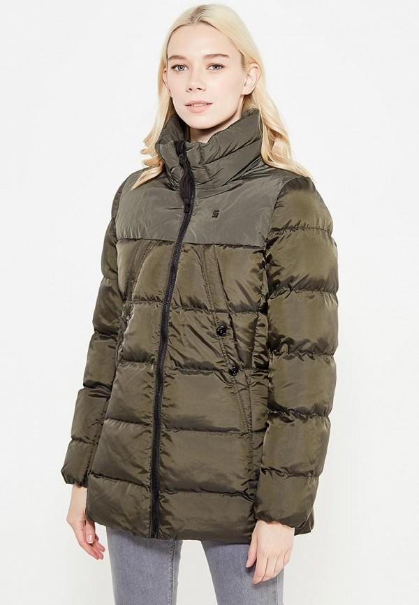 Куртка утепленная G-Star G-Star GS001EWUJC94 женская утепленная куртка g star raw 2410217 gs 2420217 65