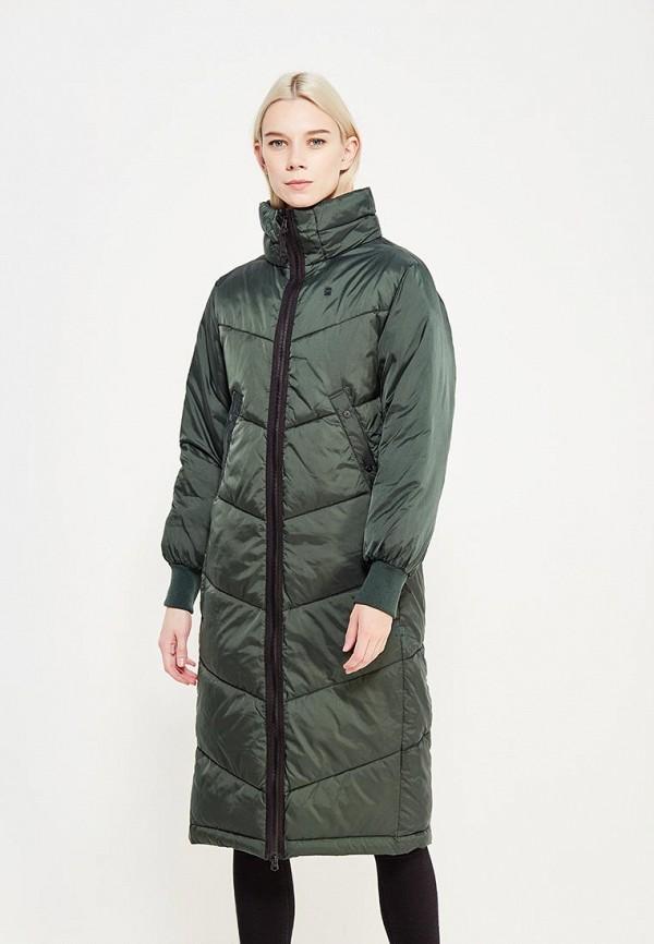 Куртка утепленная G-Star G-Star GS001EWUJD11 женская утепленная куртка g star raw 2410217 gs 2420217 65