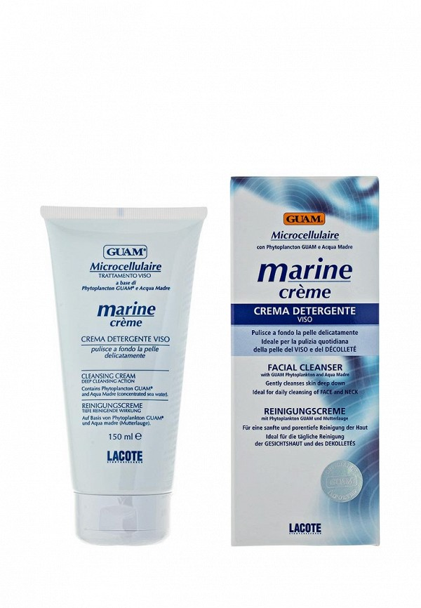 Молочко Guam для снятия макияжа MICROCELLULAIRE 150 мл