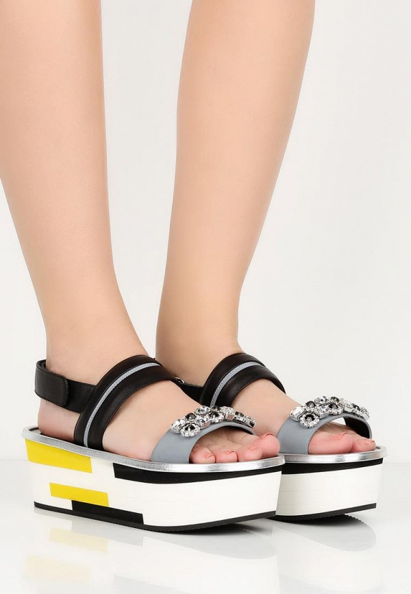 Женские сандалии Alberto Guardiani GD34071C: изображение 5