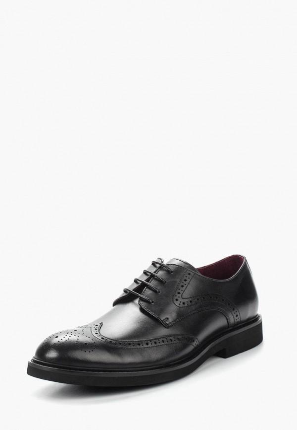 Туфли Guido Grozzi, GU014AMVSX14, черный, Весна-лето 2018  - купить со скидкой