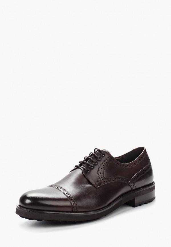 Купить Туфли Guido Grozzi, GU014AMVUN26, коричневый, Весна-лето 2018