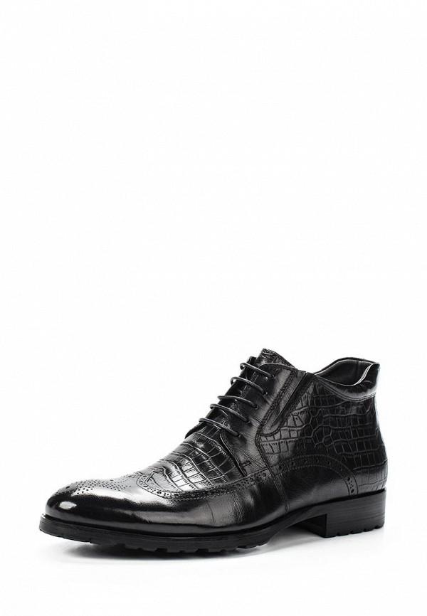 Купить Ботинки Guido Grozzi, GU014AMVUN76, черный, Осень-зима 2017/2018