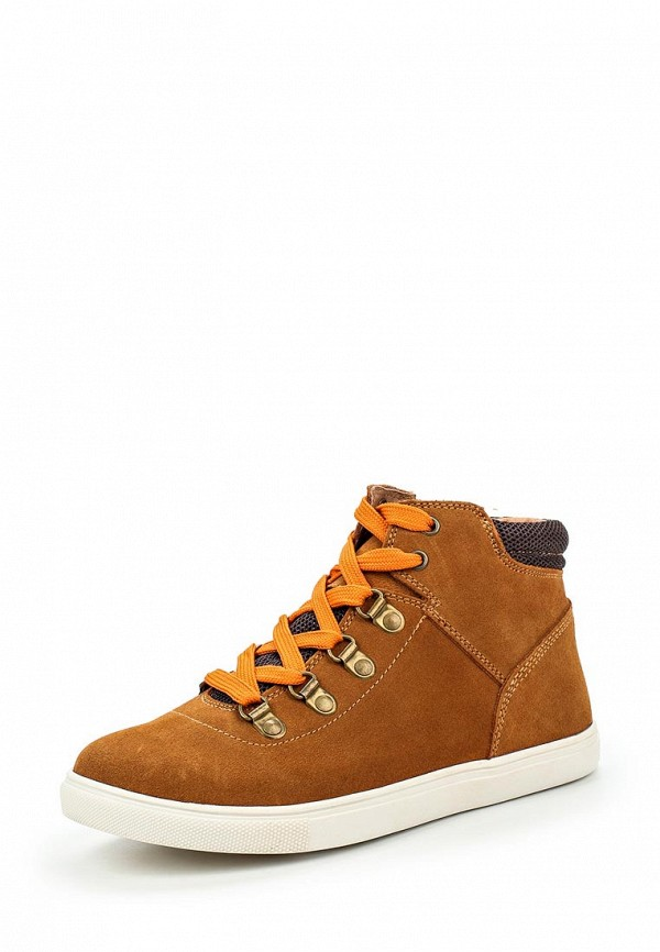 Ботинки для мальчиков Gulliver 21607BKS1301