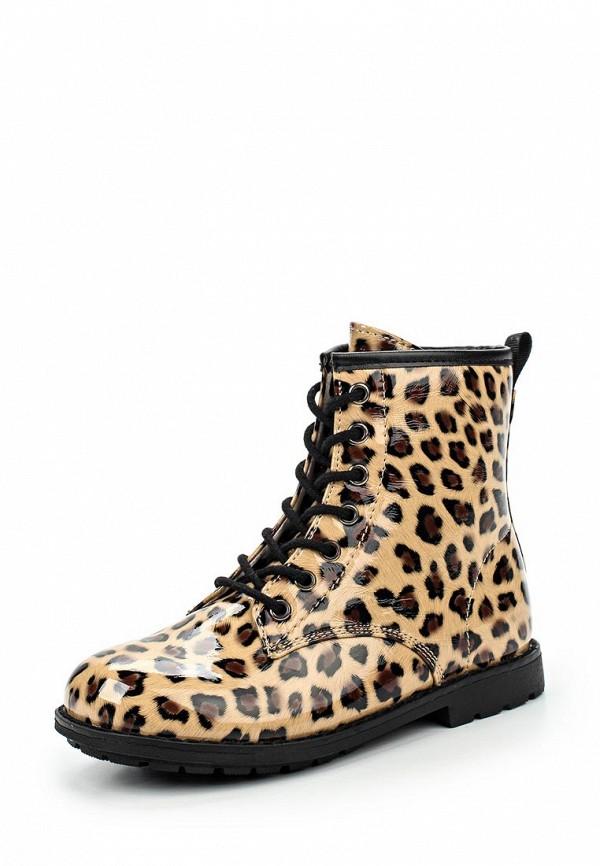 Ботинки для девочек Gulliver 21602GMS1302