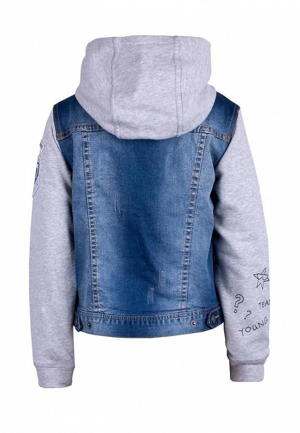 Фото Куртка джинсовая Gulliver. Купить с доставкой