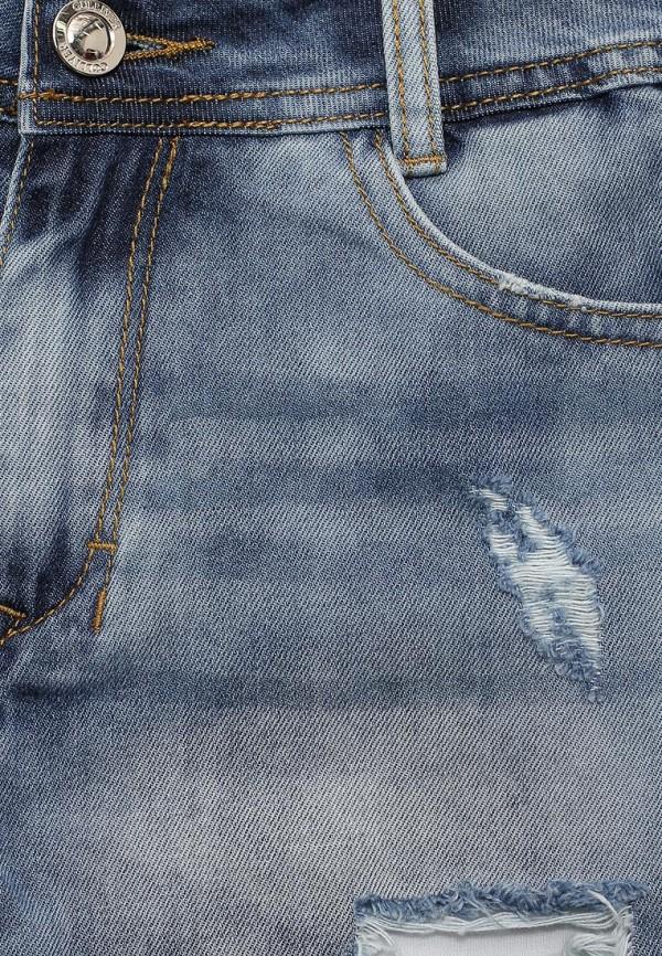 Фото Шорты джинсовые Gulliver. Купить с доставкой