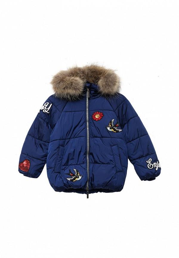 Куртка утепленная Gulliver Gulliver GU015EGWAT49 колготки gulliver gulliver gu015fgwau07