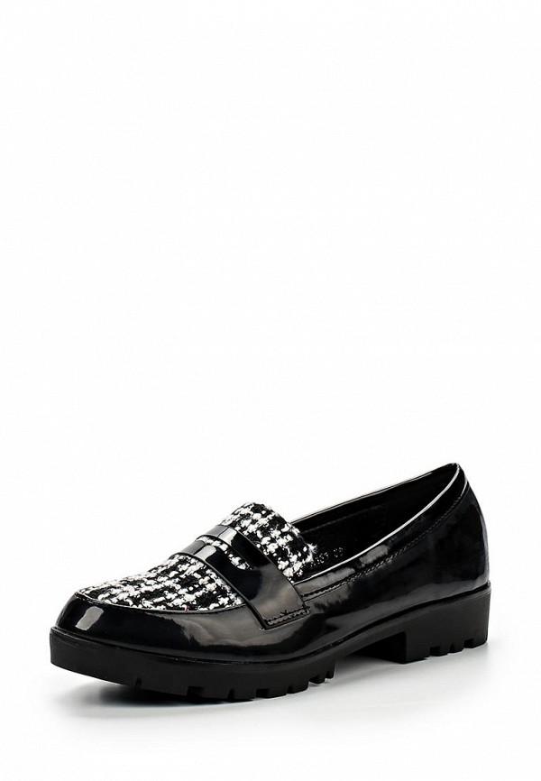 Туфли на плоской подошве Guapissima JM-A153